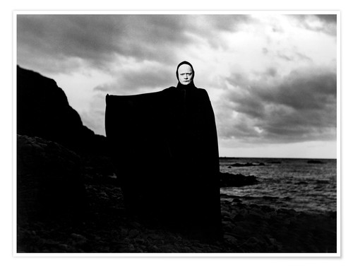 Póster The Seventh Seal