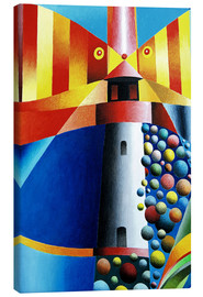 Lienzo  Lighthouse Fish - Gerhard Kraus