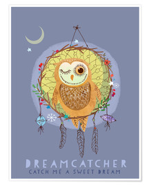 Póster Dream Catcher