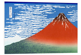 Forex  The Fuji in clear weather - Katsushika Hokusai