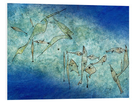 Forex  Fish image - Paul Klee