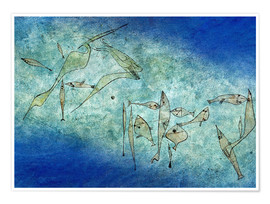Paul Klee - Fish image
