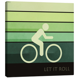 Lienzo  Let It Roll - Phil Perkins