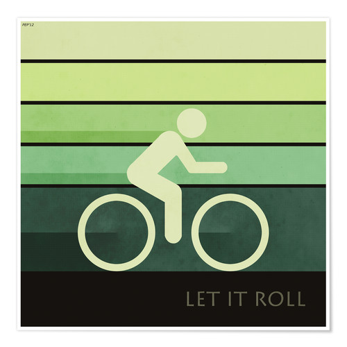 Póster Let It Roll