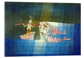 Cuadro de metacrilato  Sinbad the Sailor - Paul Klee