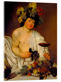 Michelangelo Merisi (Caravaggio) - The Young Bacchus