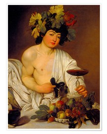 Póster The Young Bacchus