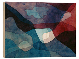 Madera  Mountain and Air Synthetic - Paul Klee