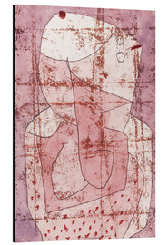 Cuadro de aluminio  Swiss clown - Paul Klee