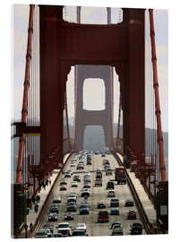 Cuadro de metacrilato  Golden Gate Bridge - Marcel Schauer