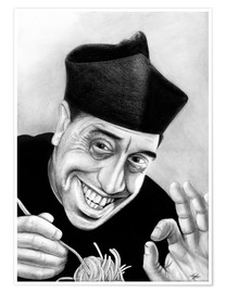 Póster Don Camillo
