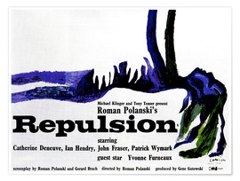 Póster REPULSION, poster