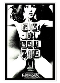Póster  CHELSEA GIRLS