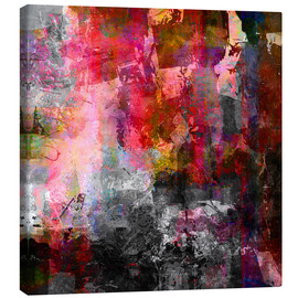 Lienzo  Abstract No. 105 - Wolfgang Rieger