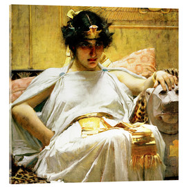 Metacrilato  Cleopatra - John William Waterhouse