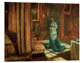 Cuadro de PVC  The Eve of St Agnes - Sir John Everett Millais