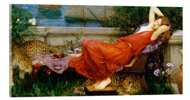 Cuadro de metacrilato  Ariana - John William Waterhouse