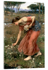 John William Waterhouse - Narciso