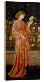 Cuadro de madera  Princess Sabra - Edward Burne-Jones