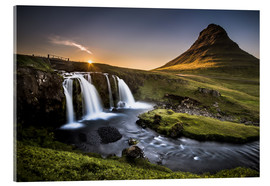 Metacrilato  Fair Tyle Countryside in Iceland - Andreas Wonisch