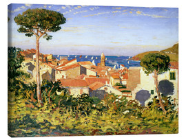 Lienzo  Collioure, 1911 - James Dickson Innes