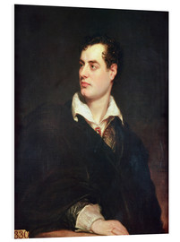 Cuadro de PVC  Lord byron - Thomas Phillips