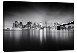 Lienzo  New York Skyline - Alexander Voss