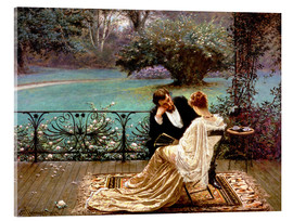 Cuadro de metacrilato  The Pride of Dijon - William John Hennessy