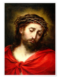 Póster Ecce Homo, or Suffering Christ
