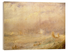 Cuadro de madera  View of Deal - Joseph Mallord William Turner