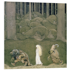 Forex  The Princess and the Trolls, 1913 - John Bauer