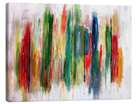 Lienzo  Abstract Painting - teddynash