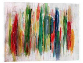 Forex  Abstract Painting - teddynash