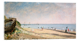 Cuadro de metacrilato  Brighton Beach - John Constable