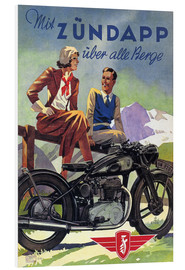 Forex  With Zündapp over the hills