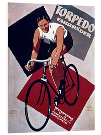 Cuadro de PVC  Torpedo Bikes - Advertising Collection
