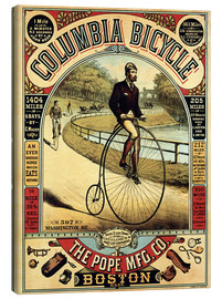 Lienzo  Columbia Bicycles - Advertising Collection