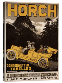 Lienzo  Horch Cars - Gosh perfectly