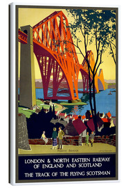 Lienzo  Forth Bridge London Railway - Travel Collection