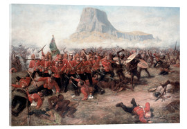 Charles Edwin Fripp - The Battle of Isandlwana