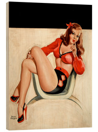 Peter Driben - Pin Up - The Quiet