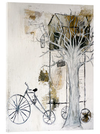 Christin Lamade - tree-stop
