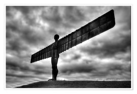 Póster  Angel Of The North - Simon West