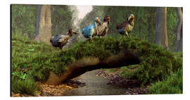 Daniel Eskridge - Dodos cross a stream