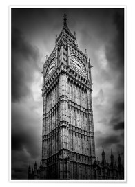 Póster Big Ben London