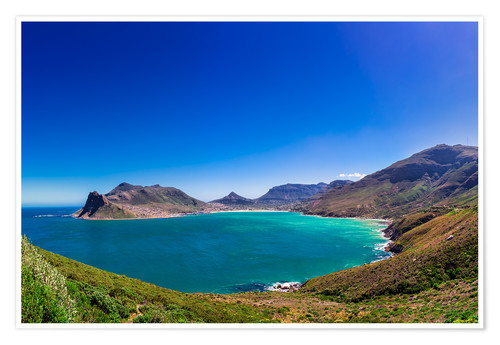 Póster Hout Bay, Cape Town, South Africa