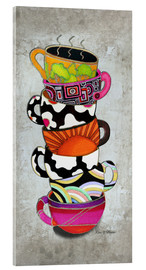 Metacrilato  Stacked Hot Cuppa Collection 1 - Megan Duncanson