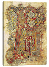 Lienzo  Book of Kells