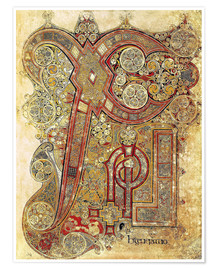 Póster  Book of Kells