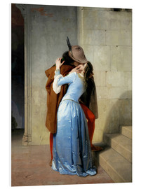 Forex  The kiss - Francesco Hayez